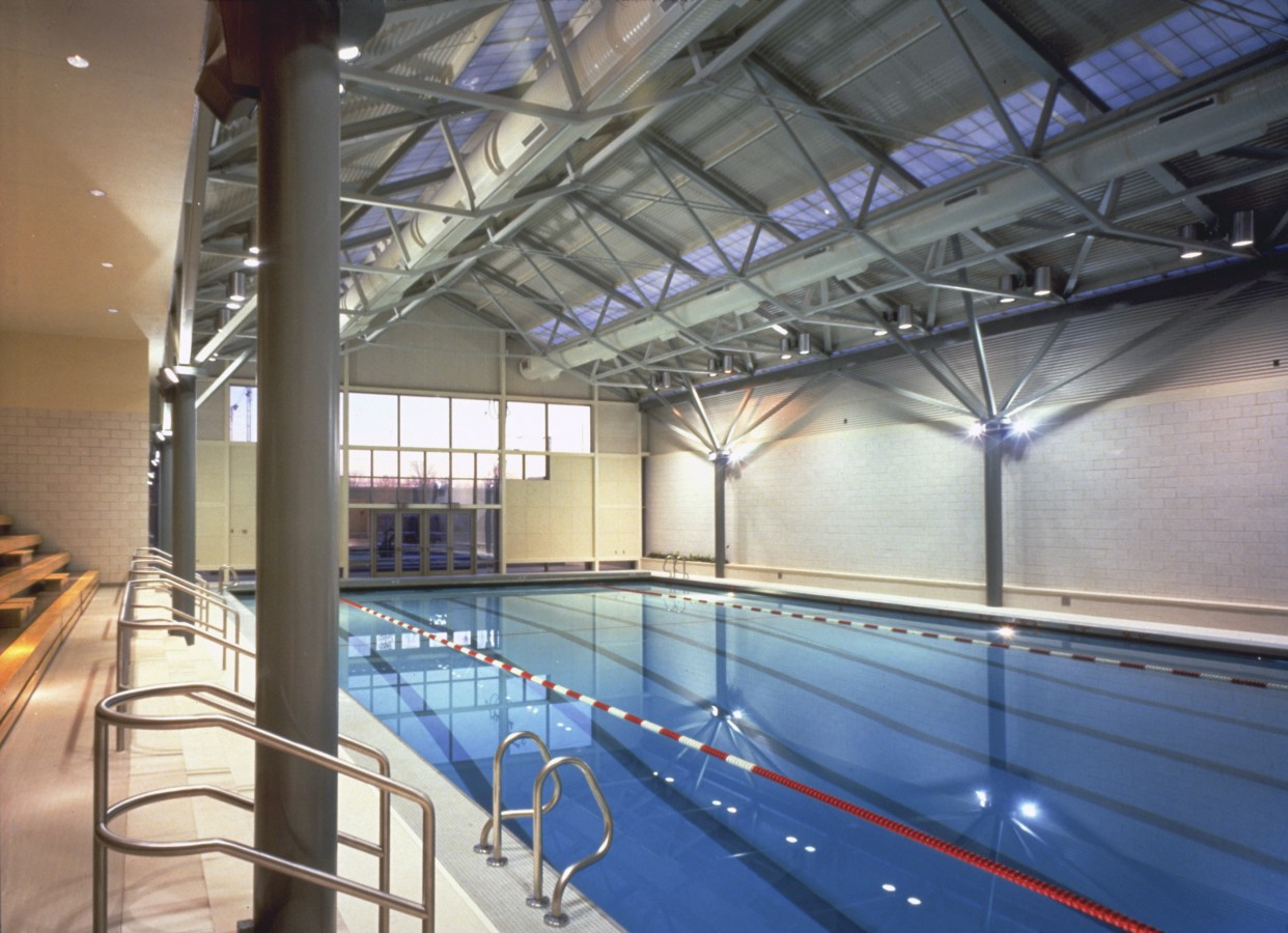Albright College Natatorium Santos Prescott And Associates